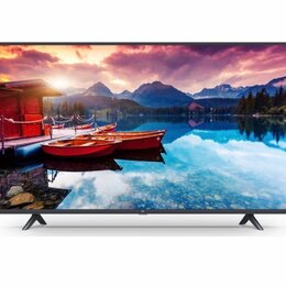 Телевизоры - Телевизор xiaomi mi tv 4s 55  ultra hd 4k, 0
