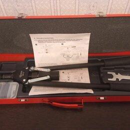 Заклепочники - Ручной заклепочник для заклёпок гаек karat LN-3 , 0