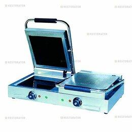 Электрические грили и шашлычницы - GASTRORAG Гриль прижимной GASTRORAG NPL-EC-2, 0