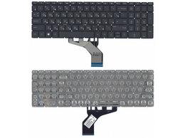 Клавиатуры - Клавиатура для HP 15-DB1000 серии черная, 0