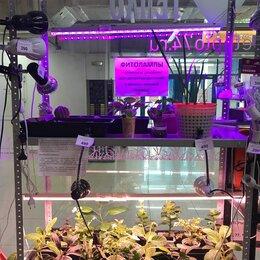 Аксессуары и средства для ухода за растениями - Фитолампа для растений 87,3 см (14 Вт) - светодиодная, универсальная, 0