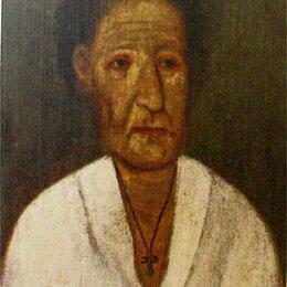 Иконы - Копия Чудотворного Прижизненного портрета Ксении Петербургской, 0