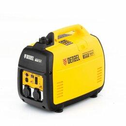 Электрогенераторы и станции - Генератор инверторный GT-2200iS, 2,2 кВт, 230 В, бак 4 л, закрытый корпус, ручно, 0