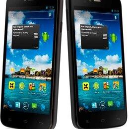 Мобильные телефоны - Телефон Fly IQ4411 Quattro Dual Sim, Black, 0