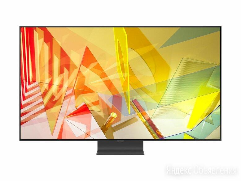 """Телевизор qled samsung qe55q90tauxru 55"""" (2020) по цене 100000₽ - Телевизоры, фото 0"""