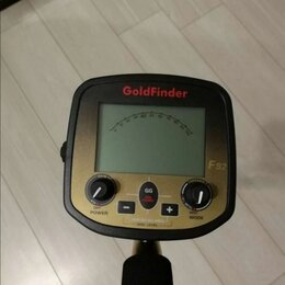 Металлоискатели - Металлоискатель Gold finder fs2 , 0