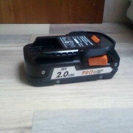Для дрелей, шуруповертов и гайковертов - Аккумуляторный блок aeg l1820 в 2 а·ч, 0