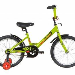 """Прочие аксессуары и запчасти - Велосипед novatrack twist 18"""" зеленый, 0"""