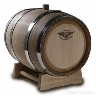 Бочки и бочонки для  для выдержки  вина и дистиллята 15-100л по цене 6500₽ - Бочки, кадки, жбаны, фото 0
