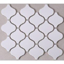 Мозаика - Мозаика Tessare 28х24,6х0,6см керамика белый шт(DA31000), 0