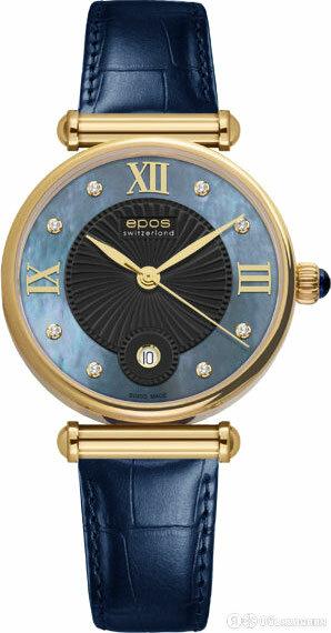 Наручные часы Epos 8000.700.22.85.16 по цене 58900₽ - Наручные часы, фото 0