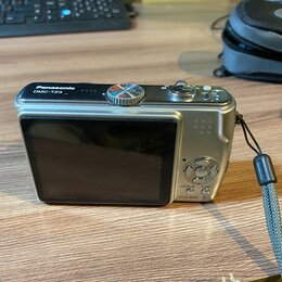 Фотоаппараты - Фотоаппарат LUMIX DMC- TZ3. 7.2 мпикс, 0