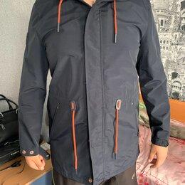 Куртки - Парка (ветровка) мужская, 0