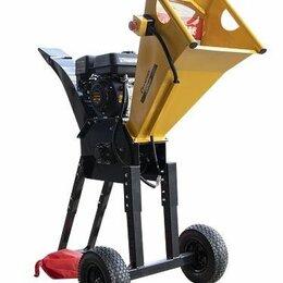 Садовые измельчители - Садовый измельчитель бензиновый Champion CH7648, 0