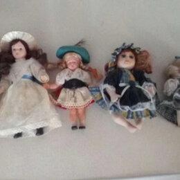Куклы и пупсы - Куклы фарфоровые, 0