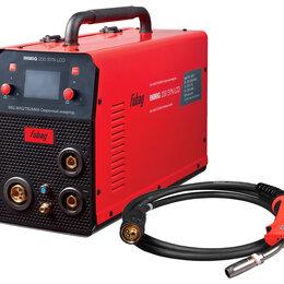 Сварочные аппараты - Инверторный полуавтомат FUBAG INMIG 200 SYN LCD, 0