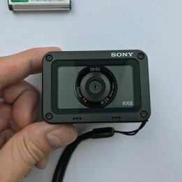 Видеокамеры - компактная камера Sony Cyber-shot DSC-RX0, 0