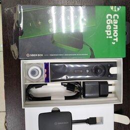 ТВ-приставки и медиаплееры - ТВ приставка SberBox (SBDV-00001), 0
