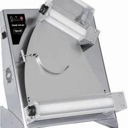 Тестомесильные и тестораскаточные машины - Тестораскатка для пиццы Apach ARM310 TG, 0