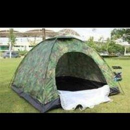 Палатки - Палатка автомат 4-х местная, 0