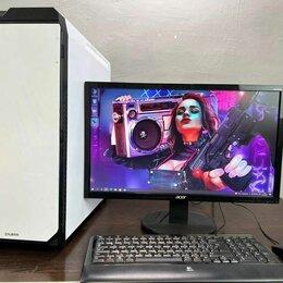 Настольные компьютеры - Игровой пк i5-2500k/z77/16gb/ssd240/hdd 1tb/amd 2g, 0