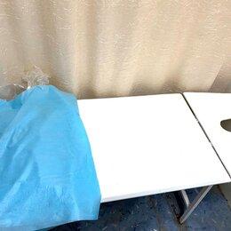 Массажные столы и стулья - Массажная кушетка, 0