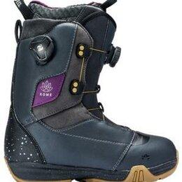 Ботинки - Ботинки для сноуборда rome sds libertine boa, 0