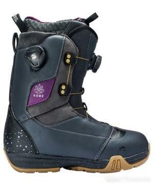 Ботинки для сноуборда rome sds libertine boa по цене 11000₽ - Ботинки, фото 0