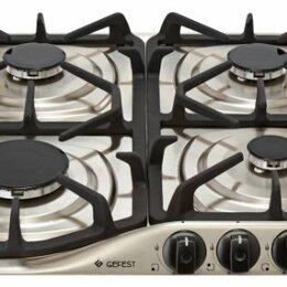 Плиты и варочные панели - Поверхность газовая Gefest СН 1210 К5, 0