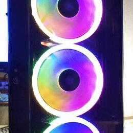 Настольные компьютеры - Игровой системник Ryzen-5 SSD HDD 16gb RX-480, 0
