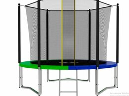 Каркасные батуты - Каркасный батут SWOLLEN Classic 8 FT 2,4 метра…, 0