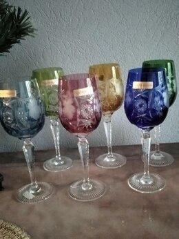 Бокалы и стаканы - Фужеры бокалы для вина фирмы Nachtmann, 0