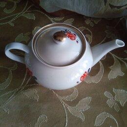 Заварочные чайники - Заварочный чайник  Пролетарий фарфоровый завод, 0