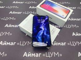 Мобильные телефоны - Apple iPhone X 64Gb Space Gray, 0