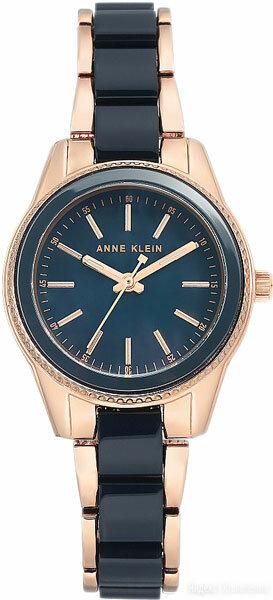 Наручные часы Anne Klein 3212NVRG по цене 5240₽ - Наручные часы, фото 0