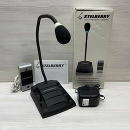 Сопутствующие товары - Переговорное устройство stelberry s-400, 0
