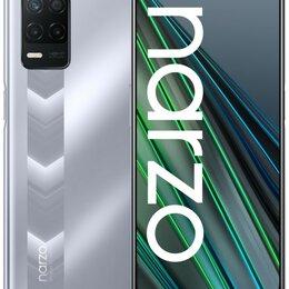 Мобильные телефоны - Смартфон Realme Narzo 30 6/128Gb - серебряный, 0
