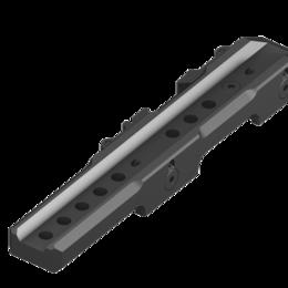 Аксессуары и комплектующие - Быстросъемный кронштейн серии TACTICA на планку типа WEAVER под призму, 0