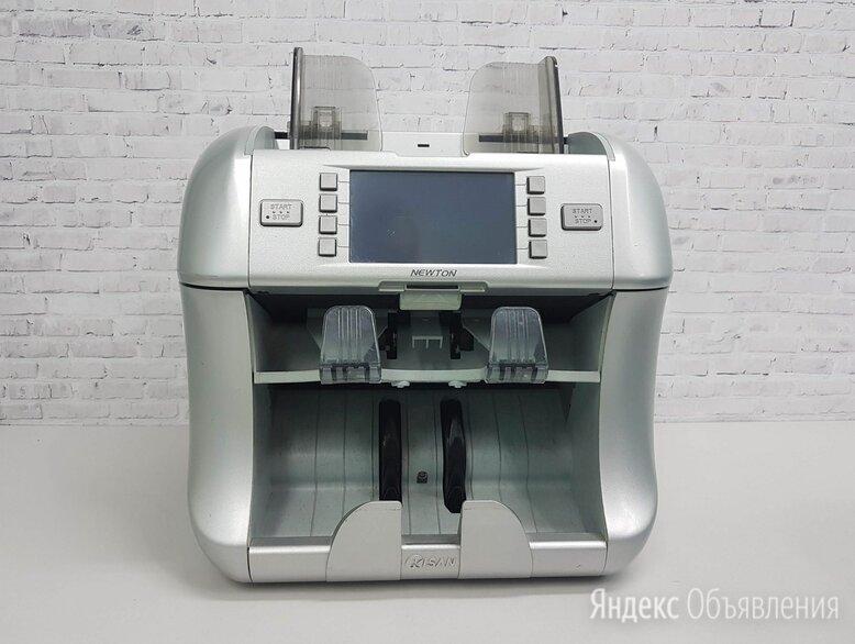 Сортировщик банкнот Kisan Newton FS серый по цене 12990₽ - Детекторы и счетчики банкнот, фото 0