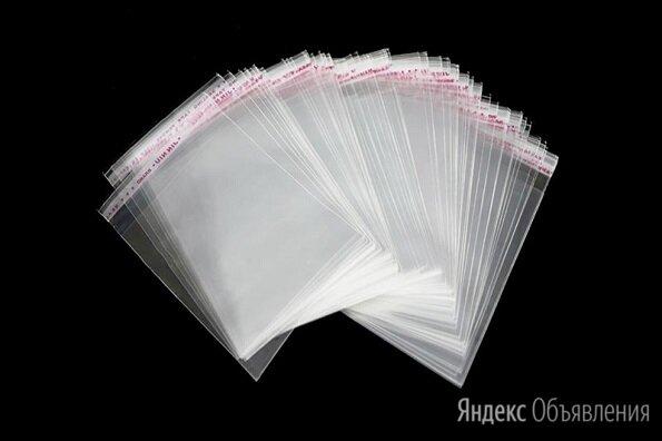 Фасовочный пакет ПП 21*35см 30мкм по цене 2₽ - Упаковочные материалы, фото 0