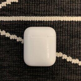 Наушники и Bluetooth-гарнитуры - Apple AirPods 2 кейс , 0