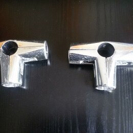 Витрины - Т-образное соединение (крепёж) для 4-х труб для торгового оборудования, 0