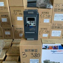 Преобразователи частоты - Преобразователь частоты INNOVERT isd302m43b mini 3,0кВт 380В трёхфазный, 0