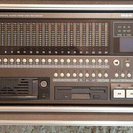 Оборудование для звукозаписывающих студий - Mackie MDR24/96 digital recorder, 0