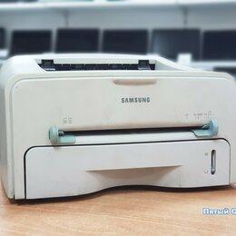 Принтеры и МФУ - Лазерный принтер Samsung ML-1520P ч/б 14ppm A4, 0