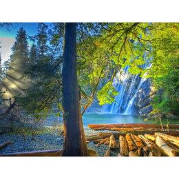 Дизайн, изготовление и реставрация товаров - Пейзаж с водопадом Артикул : GS 1121, 0