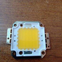 Прочие комплектующие - Сетодиодная матрица 100W «EPISTAR», 0