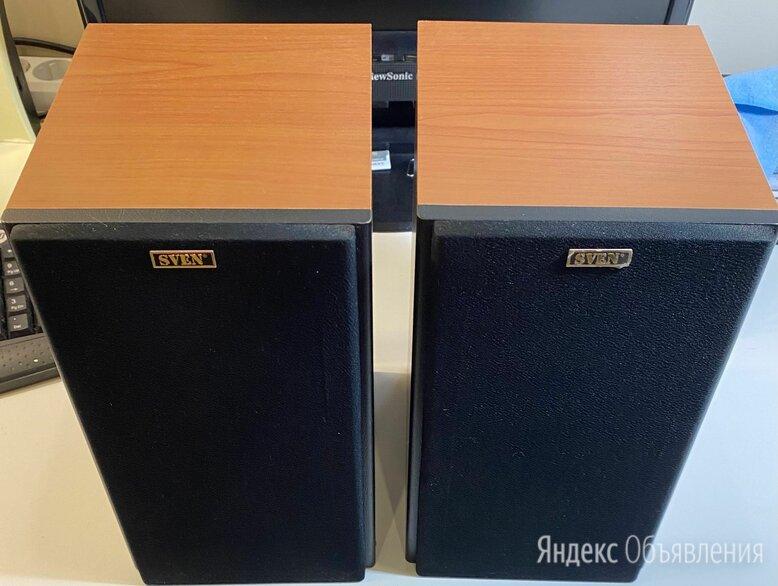 Компьютерная акустика sven sps-611 по цене 2500₽ - Компьютерная акустика, фото 0