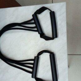 Эспандеры и кистевые тренажеры - Эспандер плечевой резиновый Новый, 0