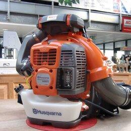 Воздуходувки и садовые пылесосы - Воздуходувка Husqvarna 580 BTS 9666296-01, 0